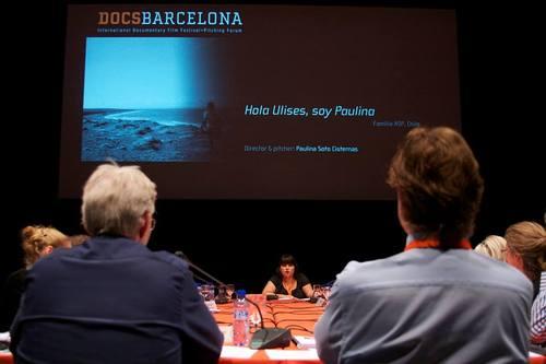 Pitching Forum DocsBarcelona