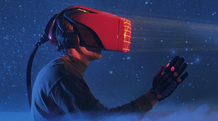 Generic retro VR image