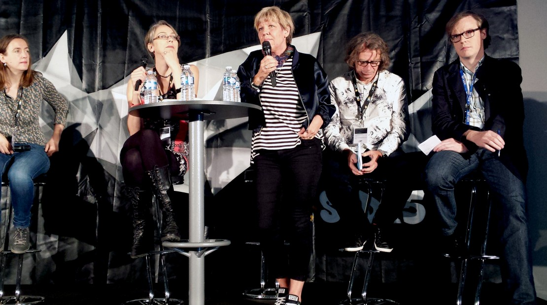 The Nordic panel at Sunnyside of the Doc 2015