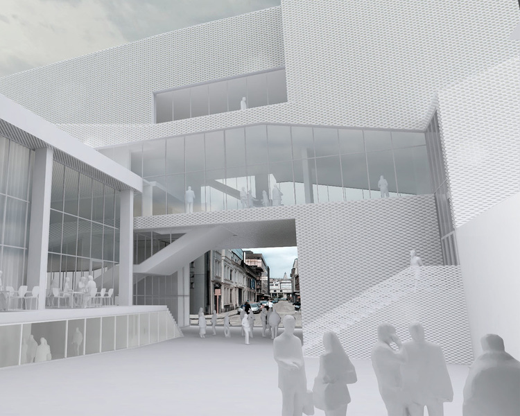 R/O Institute future facilities